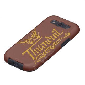 Nombre de Thranduil Samsung Galaxy S3 Carcasas