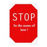 Nombre del amor  papeleria