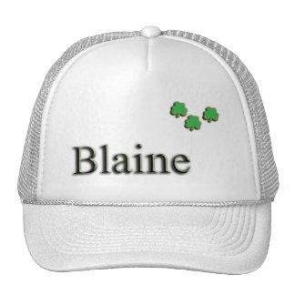 Nombre del irlandés de Blaine Gorro De Camionero
