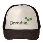 Nombre del irlandés de Brendan Gorro