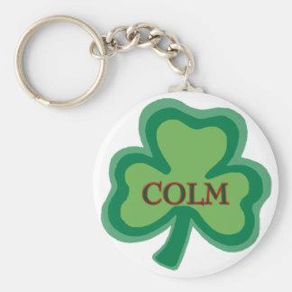 Nombre del irlandés de Colm Llaveros