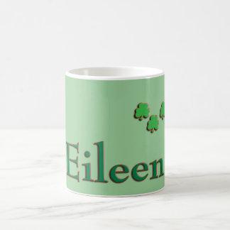 Nombre del irlandés de Eileen Taza De Café