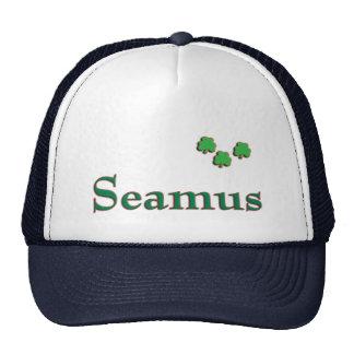 Nombre del irlandés de Seamus Gorros