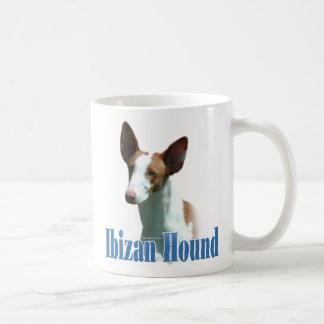 Nombre del perro de Ibizan Tazas