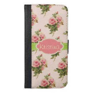 Nombre floral del verde del rosa color de rosa del