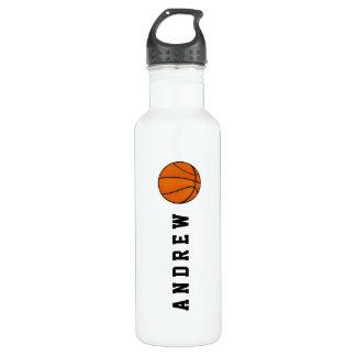 Nombre o monograma personalizado baloncesto