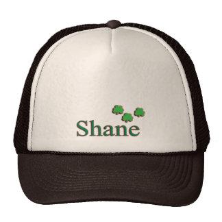 Nombre para hombre de Shane Gorros