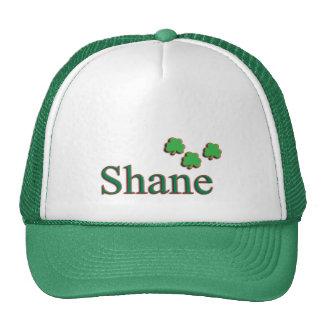 Nombre para hombre de Shane Gorra