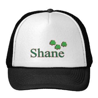 Nombre para hombre de Shane Gorras De Camionero
