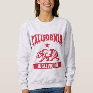 Nombre personalizado Californian de la ciudad Sudadera