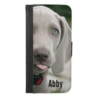 Nombre personalizado de la foto del perro de