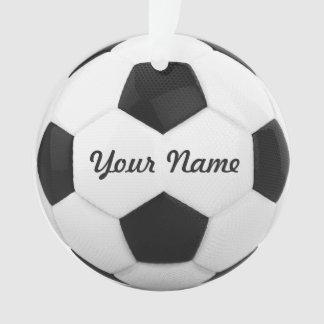 Nombre personalizado del balón de fútbol