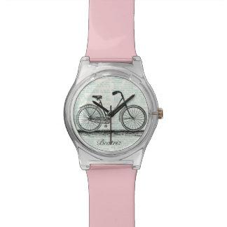 Nombre personalizado página del diccionario de la relojes