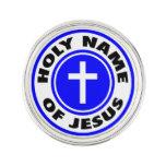Nombre santo de Jesús Insignia