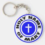 Nombre santo de Maria Llaveros Personalizados