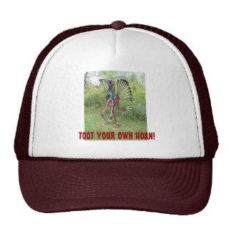 Nombre su gorra