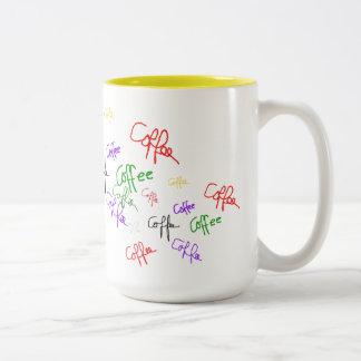 Nombre taza Coffee café
