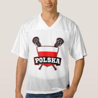 Nombre y número Polska LaCrosse polaco