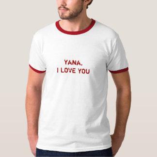 Nombre: Yana Remera