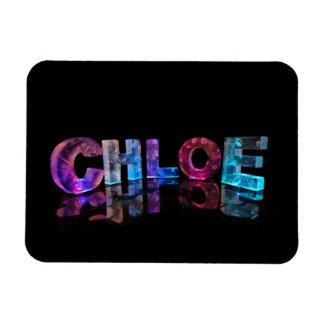 Nombres de los chicas populares de Chloe- en las l Imán