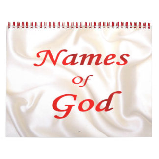 Nombres del calendario de dios 2014