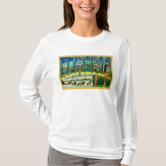 Nome, AlaskaLarge Letter ScenesNome, AK T-Shirt