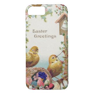 Nomeolvides Bell del polluelo de Pascua Funda iPhone 7