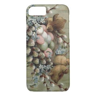 Nomeolvides coloreadas jerarquía del huevo del funda iPhone 7