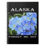 Nomeolvides de Alaska
