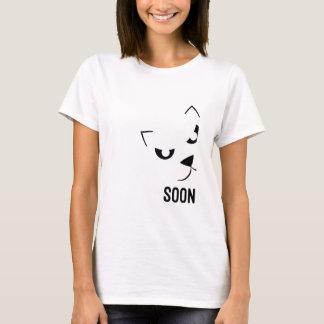 Nominally Evil Cat - Soon T-Shirt