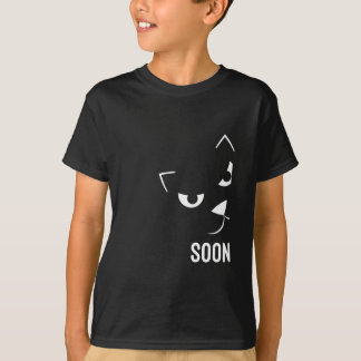 Nominally Evil Cat - Soon T-Shirt