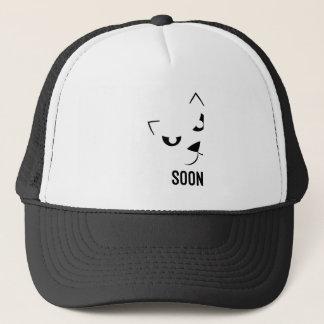 Nominally Evil Cat - Soon Trucker Hat