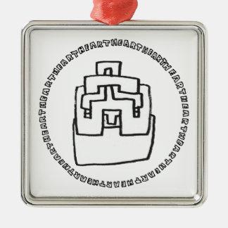 NoMiSo Sensei know point teacher Metal Ornament