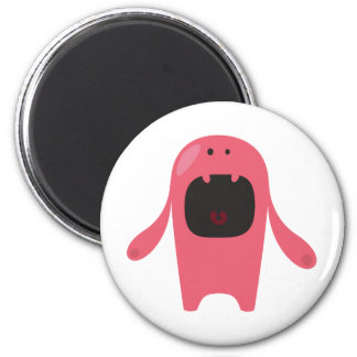 Nommy Merchandise 2 Inch Round Magnet