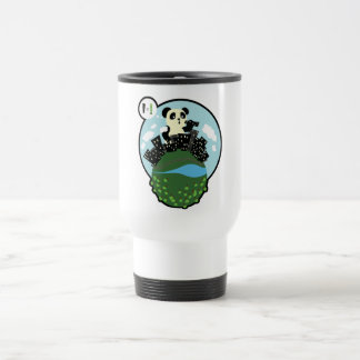 Nommy Town Border Travel Mug