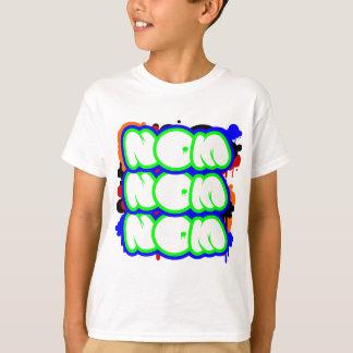 NomNomNom Playera