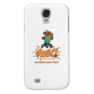 NoMo SMAC! Logo Samsung Galaxy S4 Cover