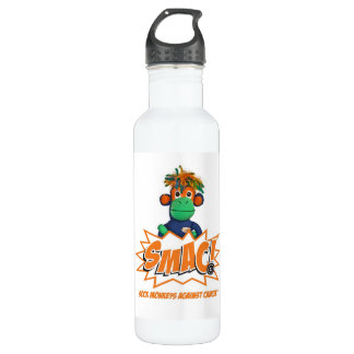 NoMo SMAC! Stainless Steel Water Bottle