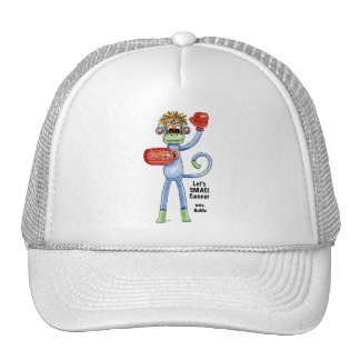 NoMo the SMAC! Monkey - Boxing Trucker Hat