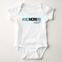 #NOMOREBS BABY BODYSUIT