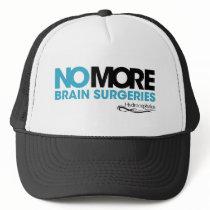 #NOMOREBS (Brain Surgeries) Hat