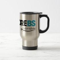 #NOMOREBS Travel Mug