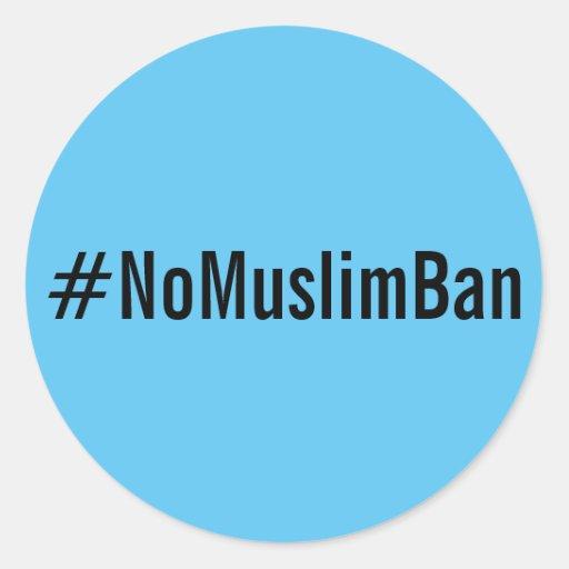#NoMuslimBan