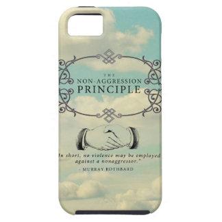 Non-Aggression Principle iPhone 5 Case-Mate Cas iPhone 5 Cases