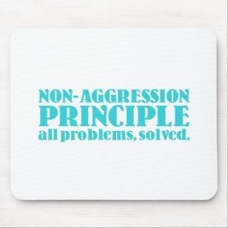 Non-Aggression Principle Mouse Pad
