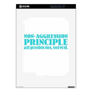 Non-Aggression Principle Skins For iPad 2