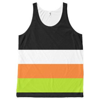 Non-Binary Pride All-Over Print Tank Top