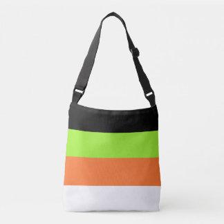 Non-Binary Pride Flag Crossbody Bag