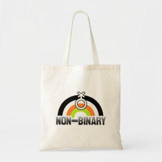 Non-Binary Pride Tote Bag