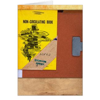 Non-Circulating Card #1